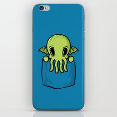 Pocket Cthulhu iPhone & iPod Skin