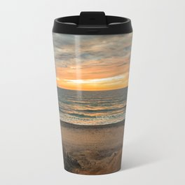 South Carlsbad State Beach Travel Mug