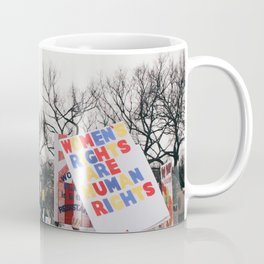 Women's March on the National Mall Coffee Mug