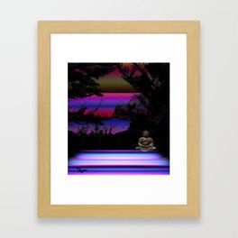 Solitude by Kenny Rego Framed Art Print