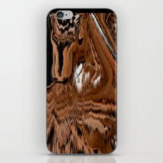 Pioneers Crossed The Harsh stoney and sandy of the desert of California iPhone & iPod Skin