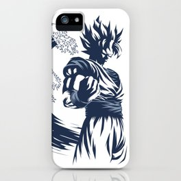 Super Wave iPhone Case