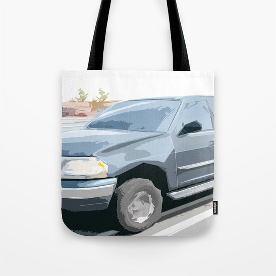 Ford Expedition updated face lift Tote Bag