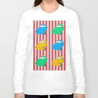 car Long Sleeve T-shirts featuring car by vitamin