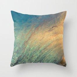 Visible Dimension Throw Pillow