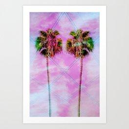 Sky Candy Art Print