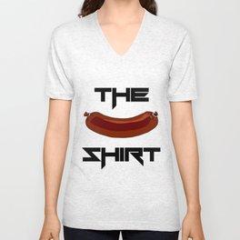 The Wurst Shirt Unisex V-Neck