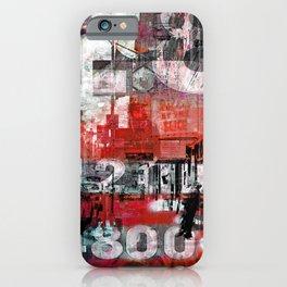 URBAN INDUSTRIAL II iPhone Case