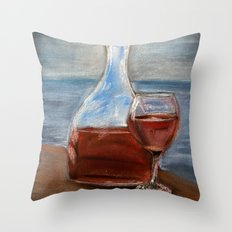 Elegance with ambiance Throw Pillow