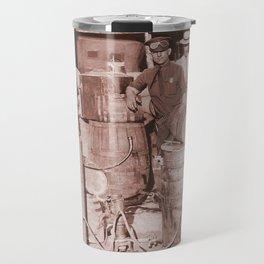 SGT. Leebrick, WVSP Travel Mug