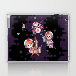 Space Rock Laptop & iPad Skin