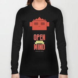 Open your mind Long Sleeve T-shirt