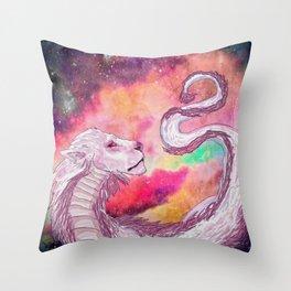 Fantastica Throw Pillow