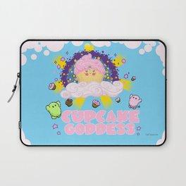 Cupcake Goddess Laptop Sleeve