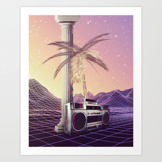 Star Vice Art Print