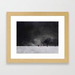 Investigation Framed Art Print