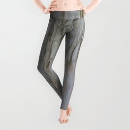 TEXTURES -- Dawn Redwood Bark Leggings