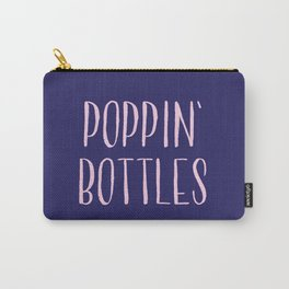 Poppin' Bottles Carry-All Pouch