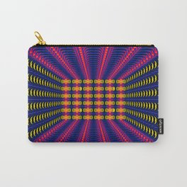 Tunnel of Legos Carry-All Pouch