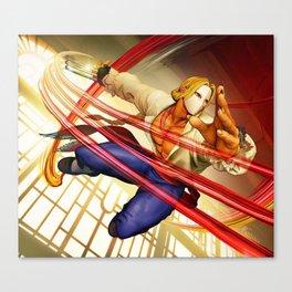 Vega Cool Canvas Print