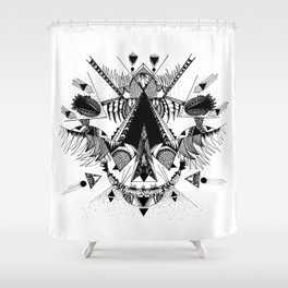 YEPA Shower Curtain