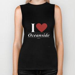Oceanside California CA Californian Biker Tank