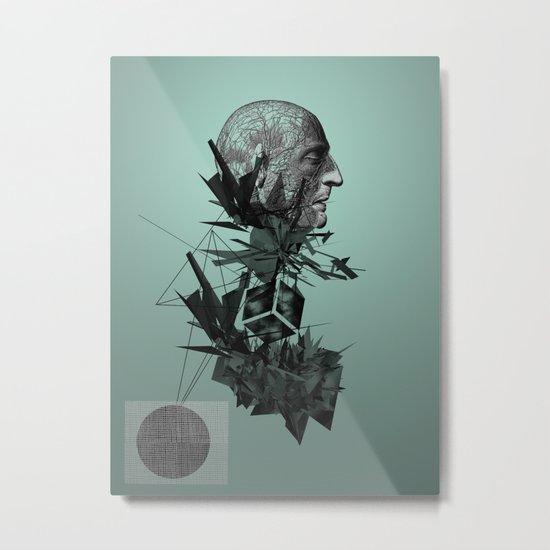 The raindrops Metal Print
