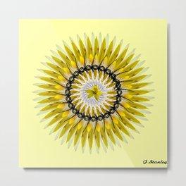 my yellow flower Metal Print