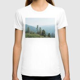 Yosemite National Park XV T-shirt