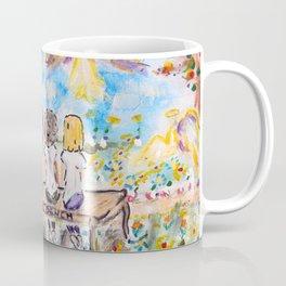 The Friendship Bench Coffee Mug