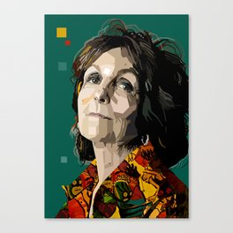 Paula Rego (painter) Canvas Print