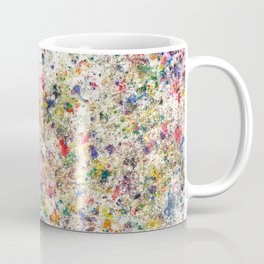 Abstract Artwork Colourful #7 Coffee Mug