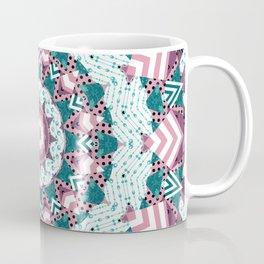 Rustic patchwork 2 Coffee Mug