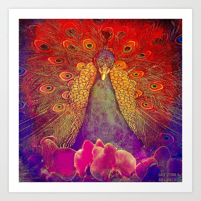 :: Happy Hour ::  by GaleStorm and Ganech Joe Art Print