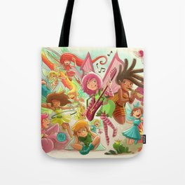 Goblins Drool, Fairies Rule! - Team Fairy Tote Bag