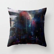 Back to Omega Centauri Throw Pillow