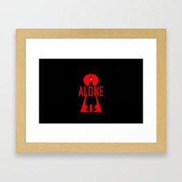 jb Framed Art Print