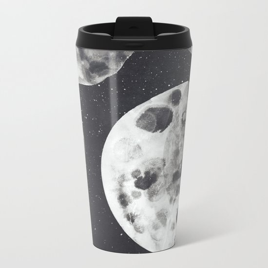 Moons Metal Travel Mug