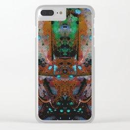 †ø†3m1ç Clear iPhone Case