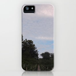 Way up iPhone Case