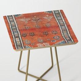 Bakhshaish Azerbaijan Northwest Persian Carpet Print Side Table
