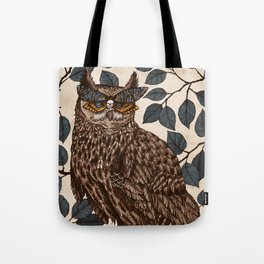 Deaths Head Tote Bag