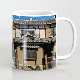 Japanese houses Coffee Mug