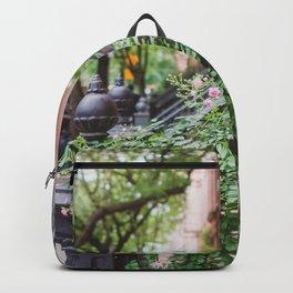 West Village Summer Blooms Backpack