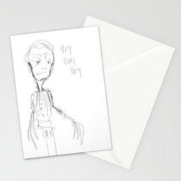 HEY GIRL HEY Stationery Cards
