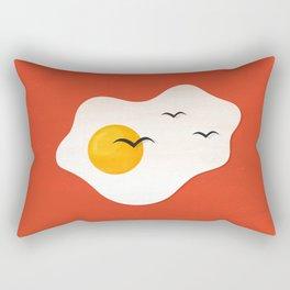 Irish Breakfast Rectangular Pillow