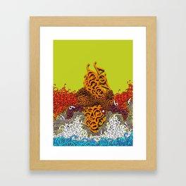ytr Framed Art Print
