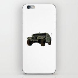 HUMVEE Army Military Truck iPhone Skin