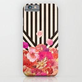 Floraline iPhone Case