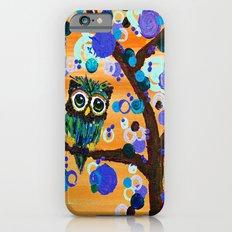 :: Sunset Gemmy Owl :: iPhone 6s Slim Case